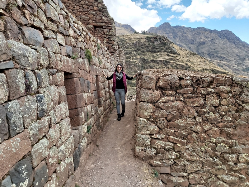 Ruínas de Pisac - Vale Sagrado, Cusco - Peru