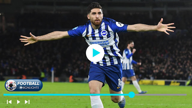 Brighton & Hove Albion vs Watford – Highlights