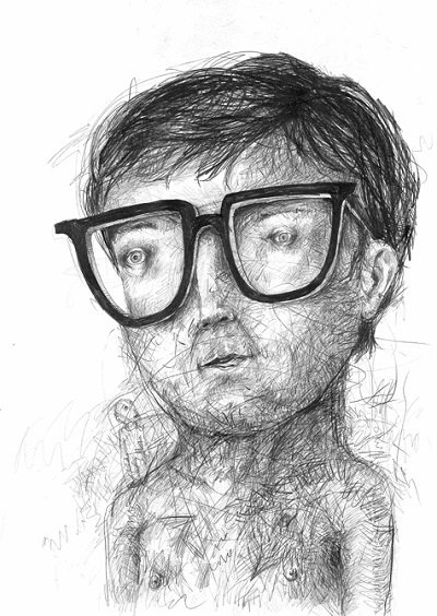 """Glasses"" - Stefan Zsaitsits - 2010 