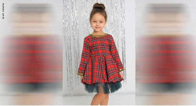 أمها روسية ووالدها مصري.. بيا حسن تفوز بلقب ملكة جمال الأطفال بروسيا