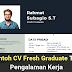 7 Contoh CV Fresh Graduate Tanpa Pengalaman Kerja