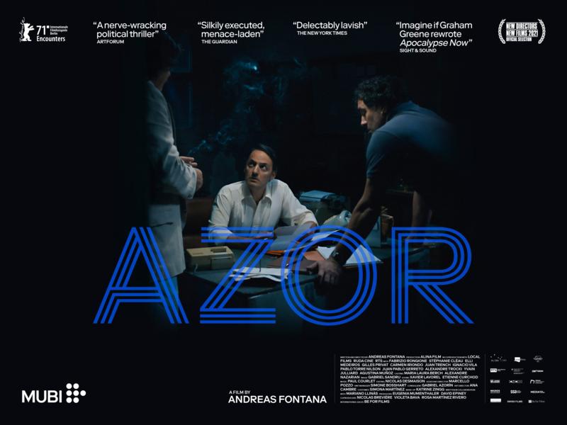 azor poster