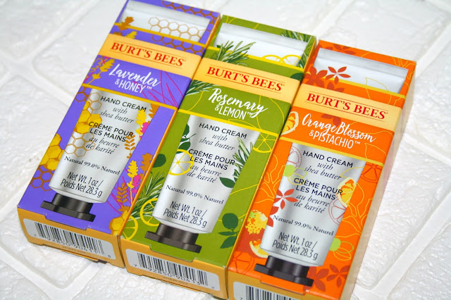 Burt's Bees Hand Cream with Shea Butter