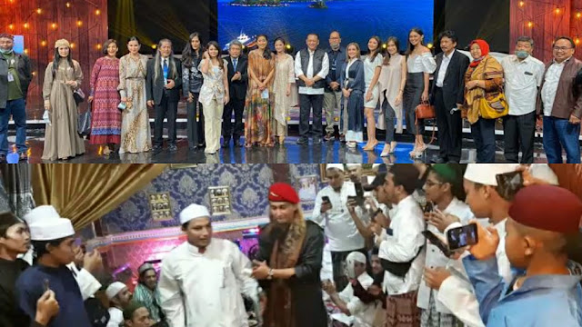 Habib Bahar Ditangkap gegara Ceramah Langgar PSBB, Gimana dengan Konser BPIP?