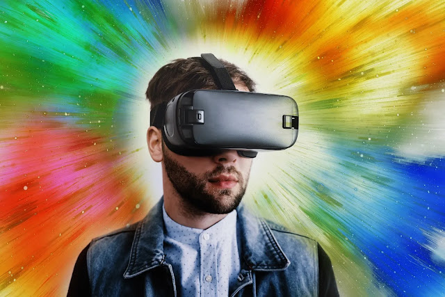 ما هي نظارات الواقع الافتراضي vr box ؟   نظارات الواقع الافتراضي للتلفزيون   التقني نت