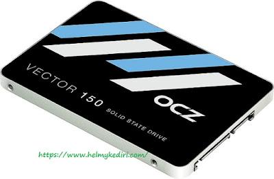 OCZ Storage Solution Vector