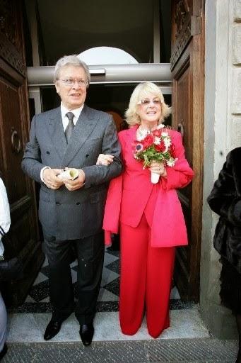 Oggi sposi blog matrimonio loretta goggi del 26 aprile for Patrizia rossetti marito