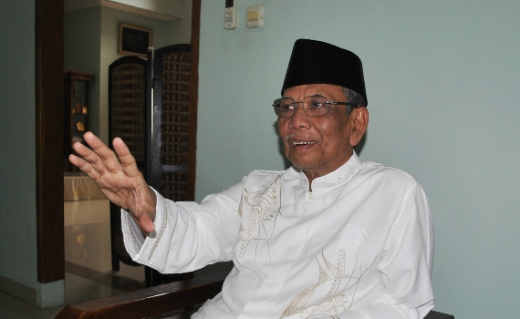 Aksi 411 Dituduh Ditunggangi, KH Hasyim Muzadi: Sulit Diterangkan kepada yang Tidak Percaya al-Quran : kabar Terupdate Hari Ini