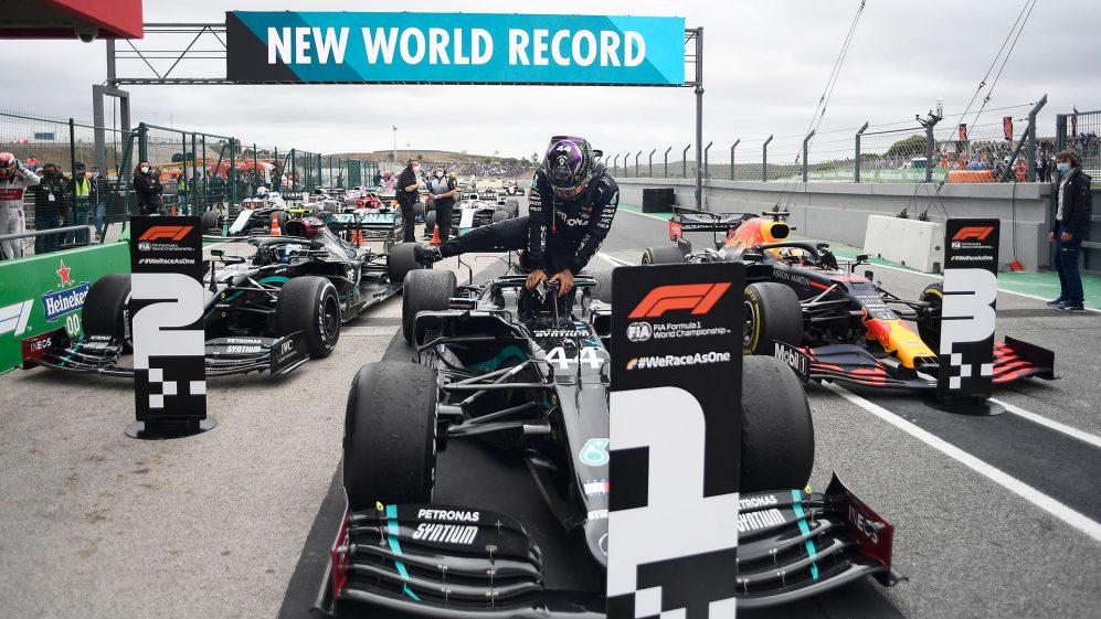Hamilton conquistou uma emocionante 92ª vitória em Portugal no ano passado, mas pode achar que é mais difícil em 2021