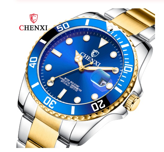 2020 New Fashion Men's Quartz Watch Waterproof Casual Sports