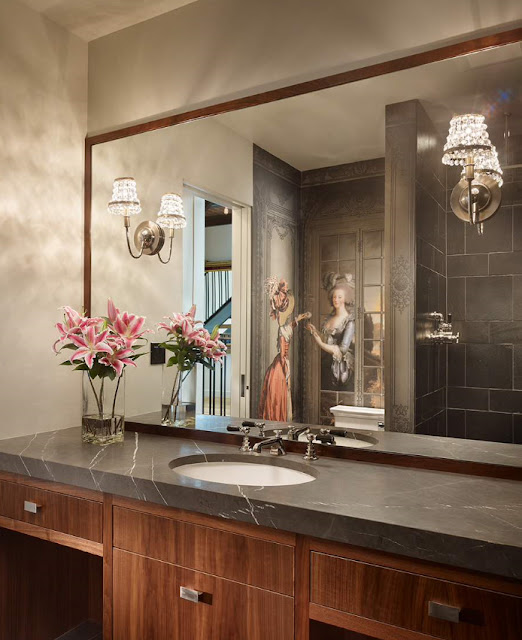 Pietra Grey Marble Vanity Tops
