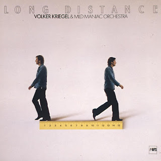 Volker Kriegel & Mild Maniac Orchestra - 1979 - Long Distance