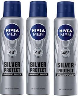 Nivea men deo spray