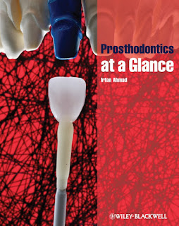 Prosthodontics at a Glance by Irfan Ahmad