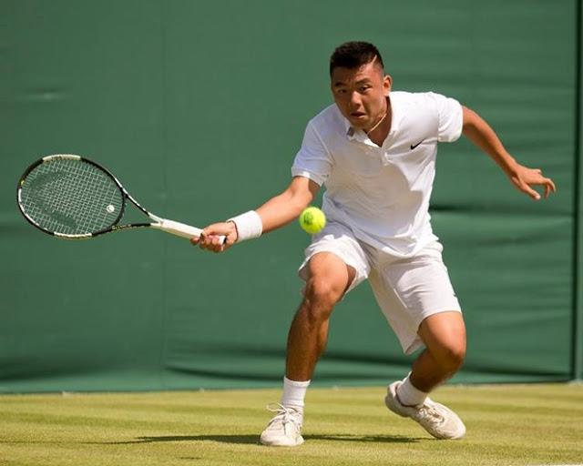 Lý Hoàng Nam đánh bại tay vợt Trung Quốc hơn 223 bậc