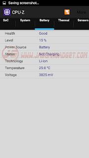 Samsung Galaxy S7 HDC Ultra CPUZ 2