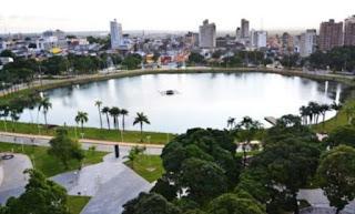 Corpo de homem não identificado é retirado da Lagoa, em João Pessoa