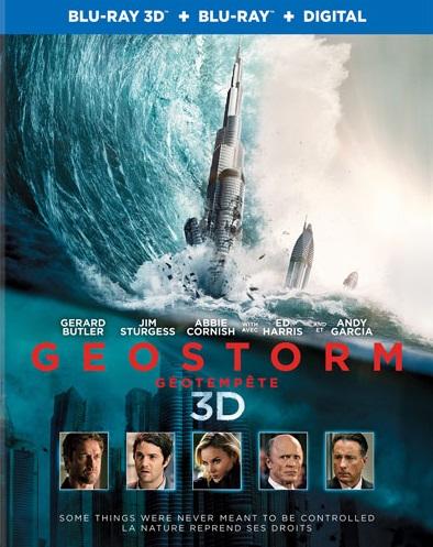 Geostorm 3D [Latino]