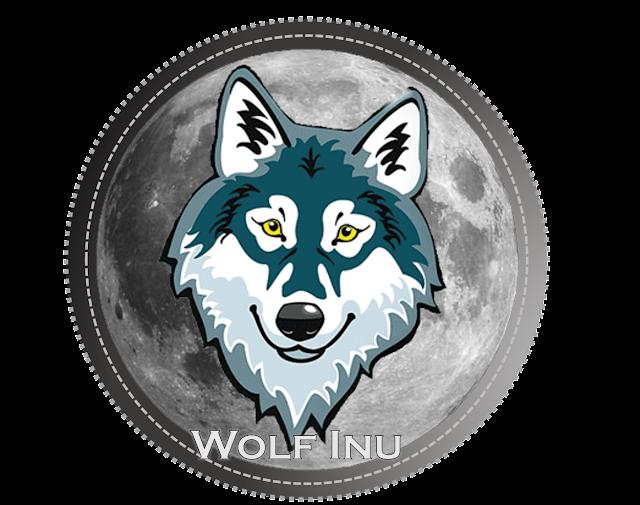 Wolf inu (wolfy) una ficha de meme con propósito