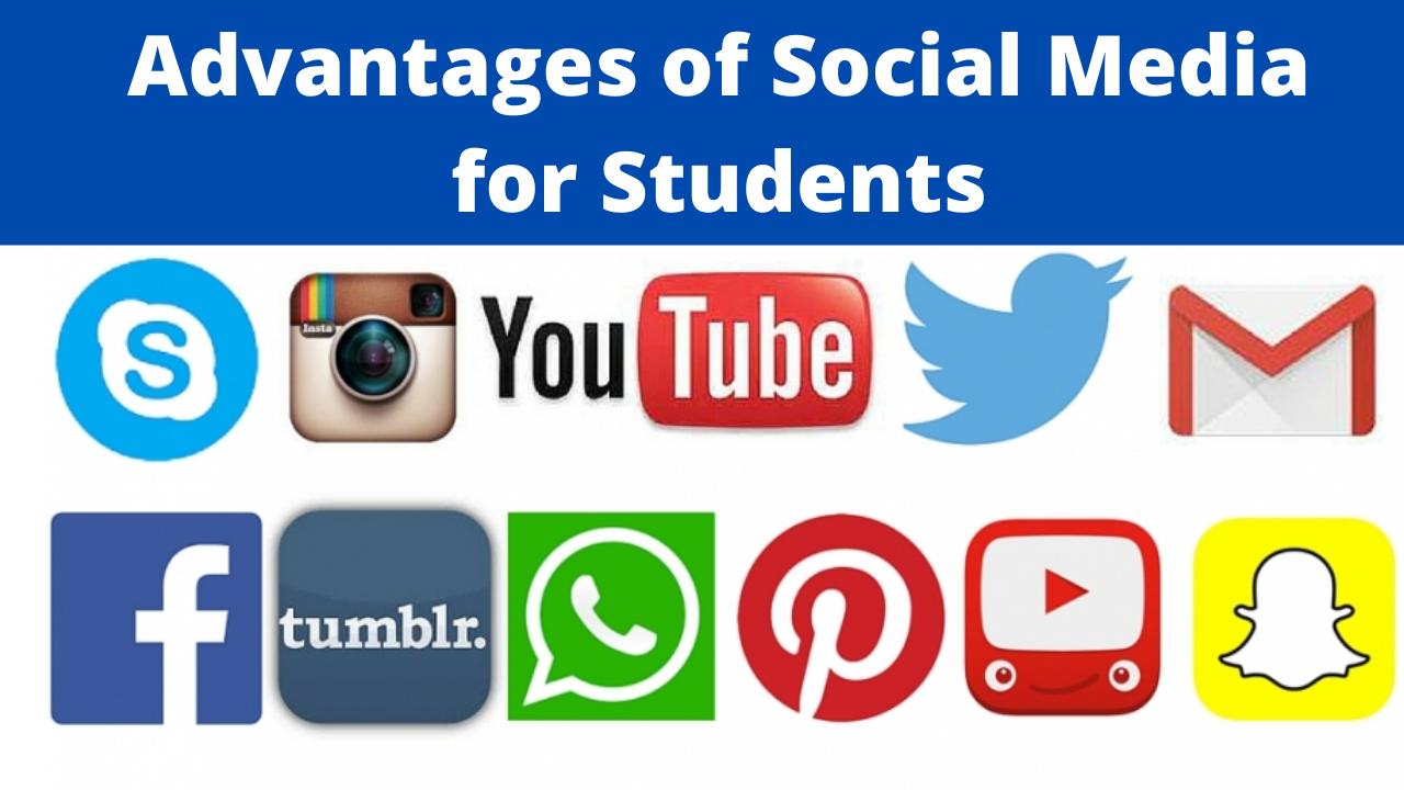 Social Media Advantages And Disadvantages For Student