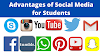 Social Media Advantages And Disadvantages For Students-2021