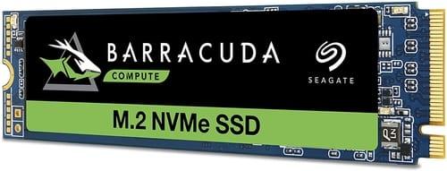 Review Seagate Barracuda 510 1TB SSD Internal