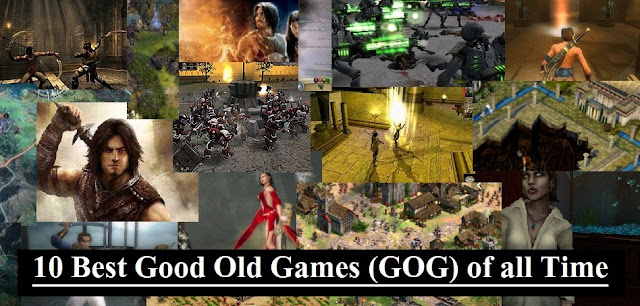 10 all Time Best Good Old Games