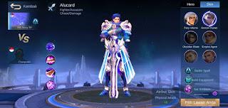 Script Skin Alucard Galaxy Full Effect No Password