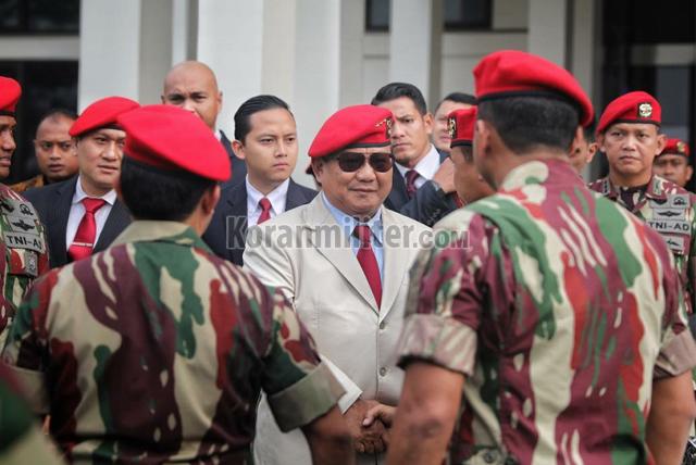 Dua Mantan Prajurit Kopassus Turun Gunung Bahas Masalah Papua