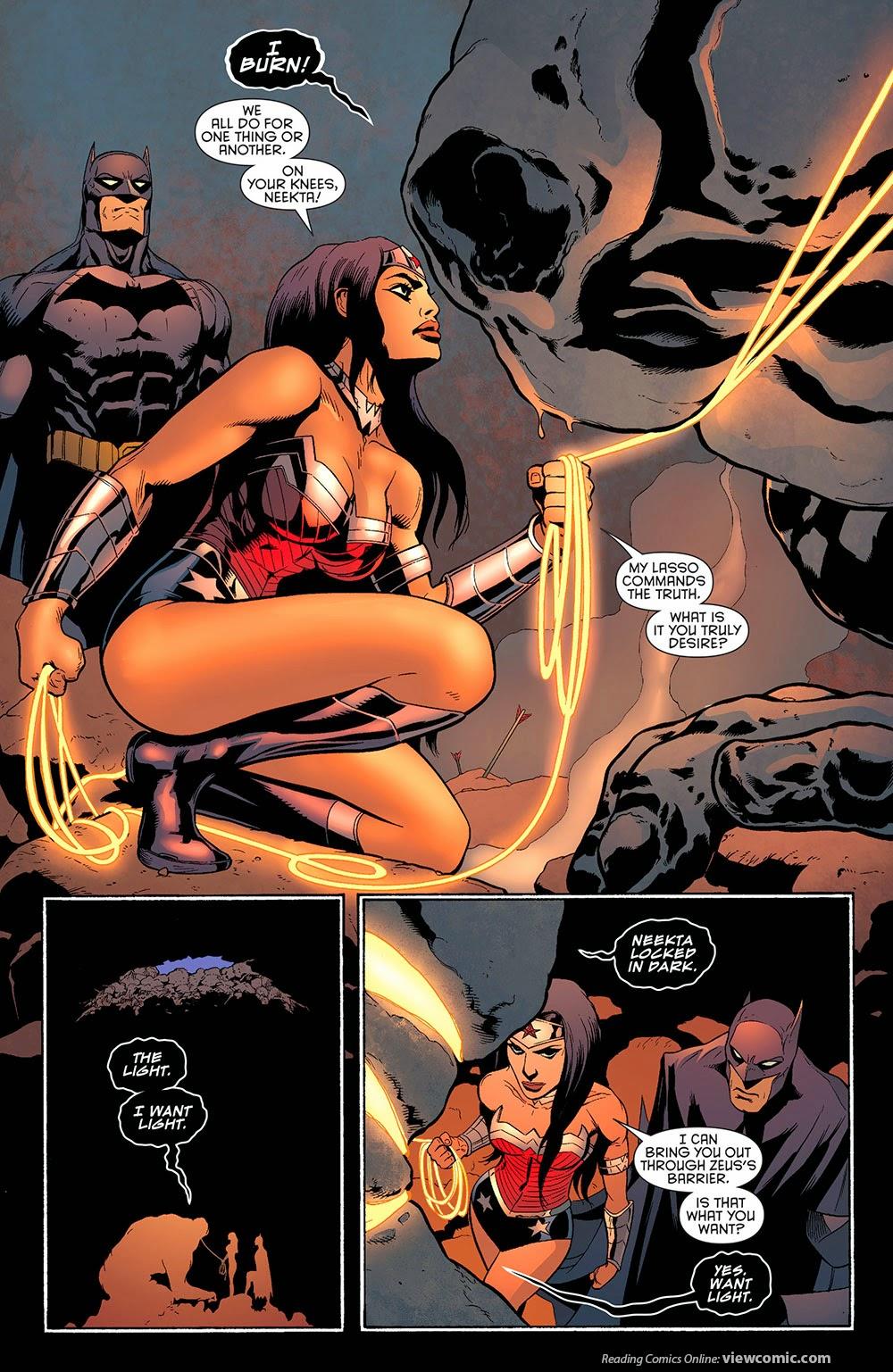 justice league wonder woman sex