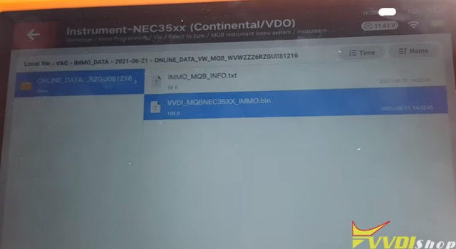 xhorse vw mqb akl file not supported 2