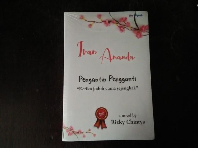 "Novel ""Ivan Amanda - Pengantin Pengganti"";Resensi Novel ""Ivan Amanda - Pengantin Pengganti"";"