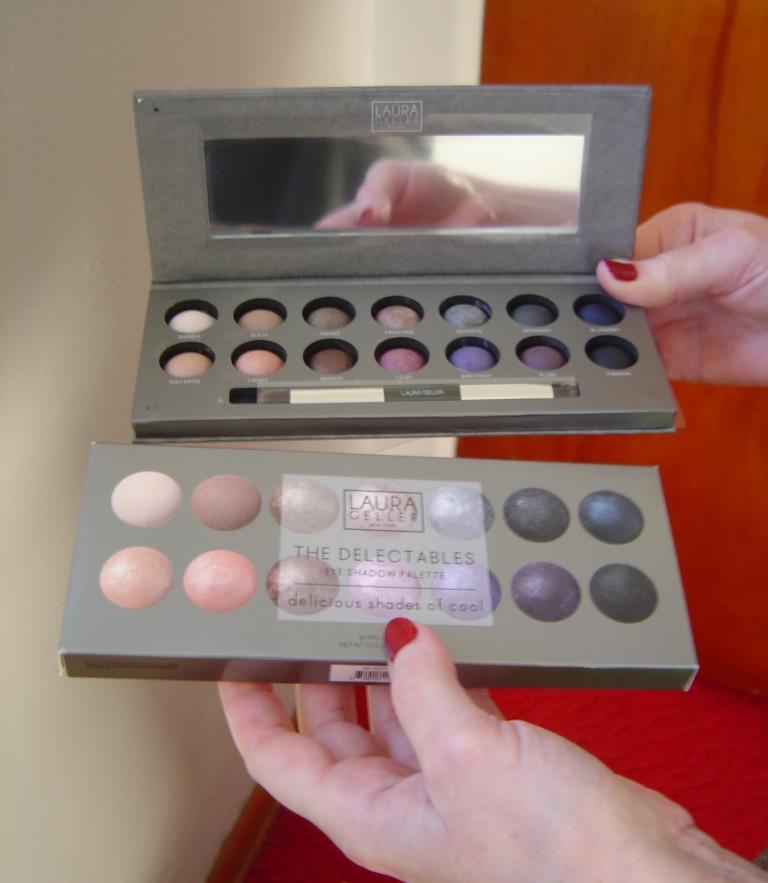 Laura Geller Delectables Cool Eye Shadow Palette