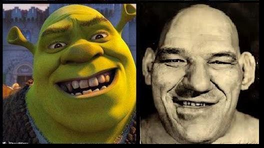 Video Pic The Real Life Shrek