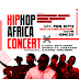 HIPHOP AFRICA to launch with its maiden concert