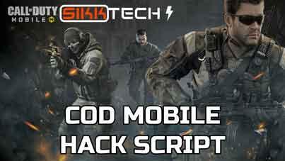 cod mobile hack script