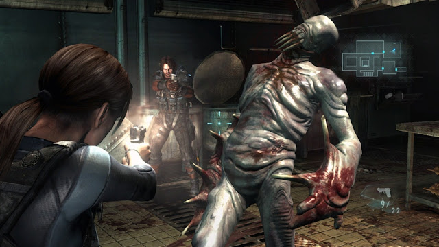 Resident Evil Revelations PC Download Photo