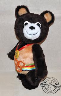 мягкие игрушки символ олимпиады