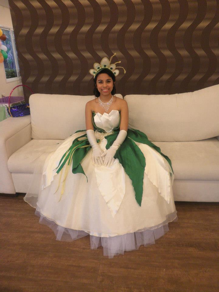 Disney Tiana Wedding Dress 65 Stunning HSAMAblog COMO FAZER em