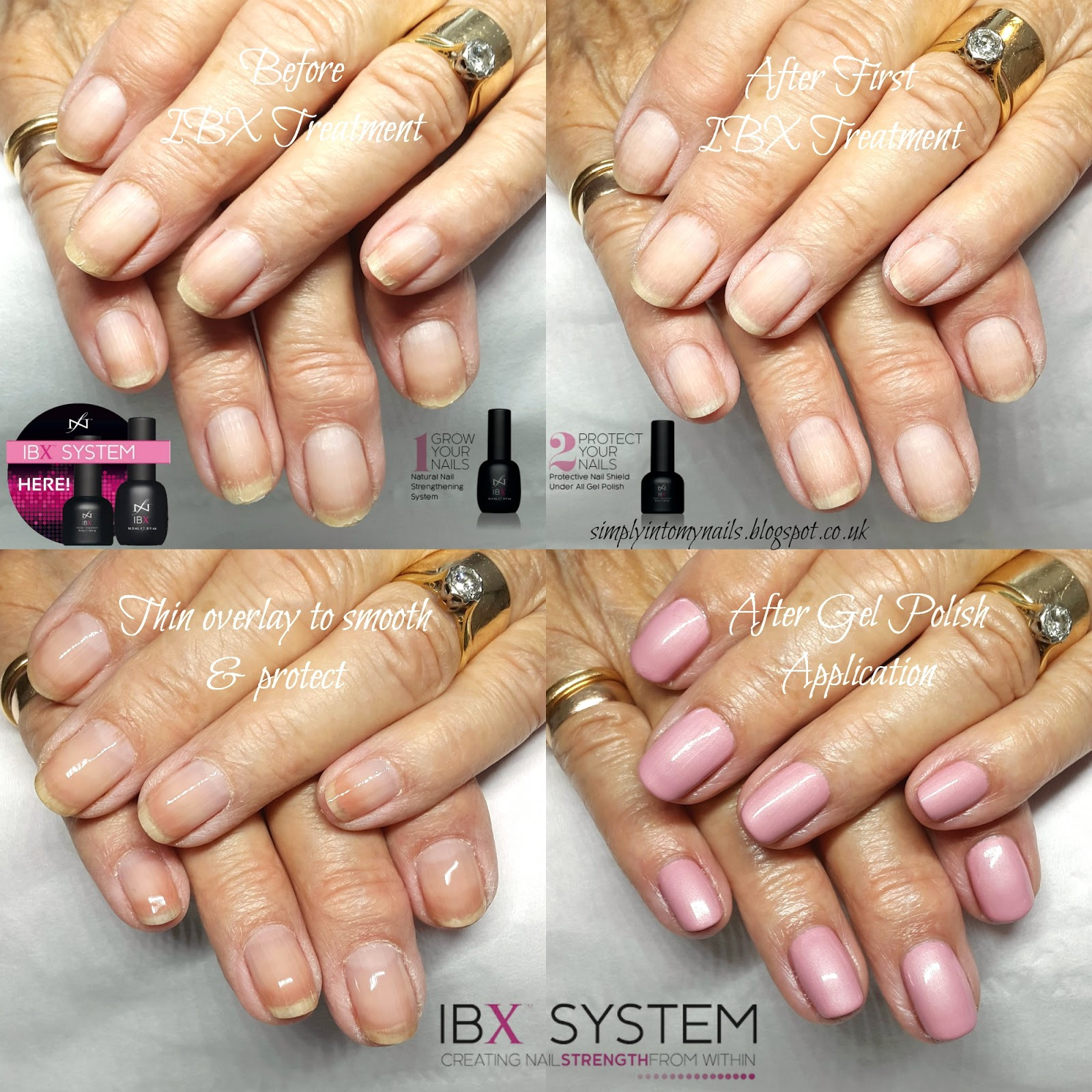 IBX Case Studies | Simply Into My NAILS