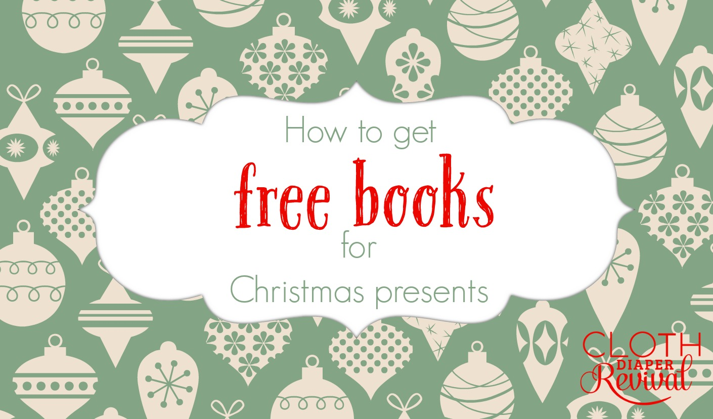 how to get free books for christmas