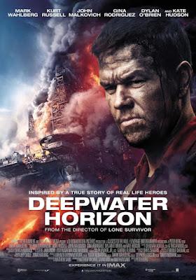 Deepwater Horizon 2016 DVD Custom NTSC Latino