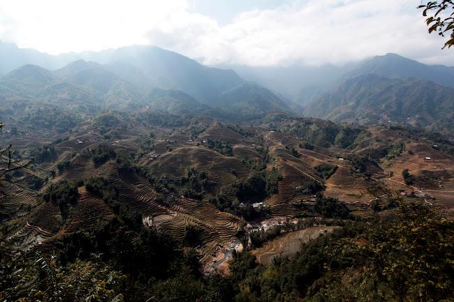 Valle de Sapa