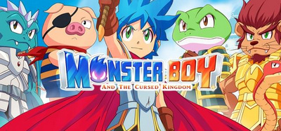 Monster Boy and the Cursed Kingdom-GOG