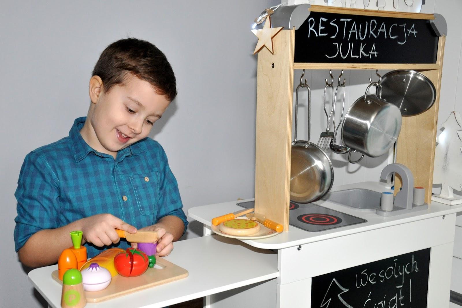 """""""Kiedy będę dorosły, będę miał swoją własną restaurację..."""", czyli jak spełniamy maleńkie marzenia!"""