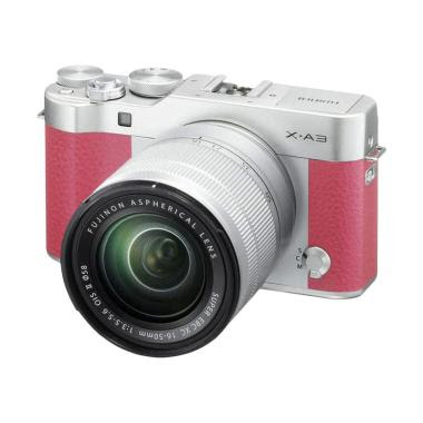 Fujifilm X-A3 Mirrorless Digital Camera Firmware Full Driversをダウンロード