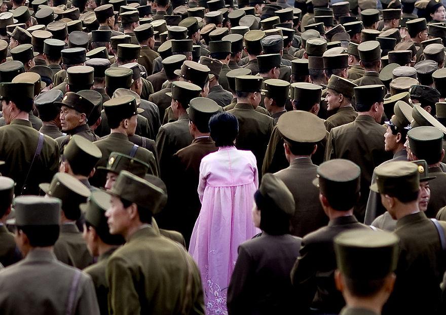 50 Hình Ảnh Hiếm Nhất Về Triều Tiên Nhất Định Bạn Chưa Xem (Phần 1)