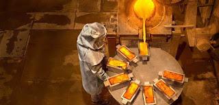 Os Alienígenas  estão voltando para buscar o Ouro que pertence a eles na terra