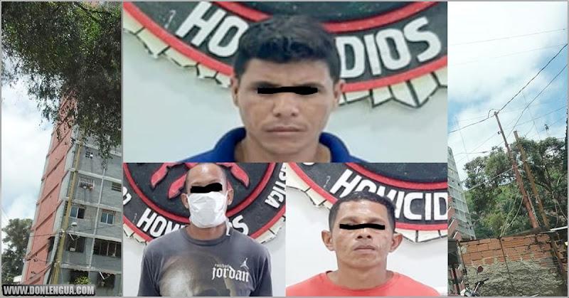 Detenidos por apuñalar y lanzar desde el octavo piso a un joven de 20 años en Propatria