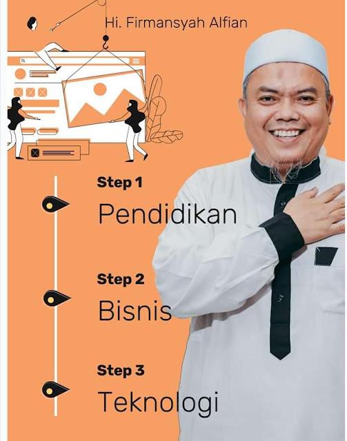 Aryadi salah satu tim relawan Firmansyah terus berupaya agar di setiap RT yang ada di bandar Lampung untuk bisa memberikan dukungan kepada sang rektor Darmajaya dan juga calon walikota bandar Lampung 2020.